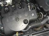 Двигатель peugeot 206 1. 9D модель DW8